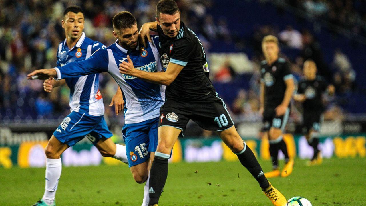 246 - Espanyol-Celta (2-1) el 18 de septiembre del 2017