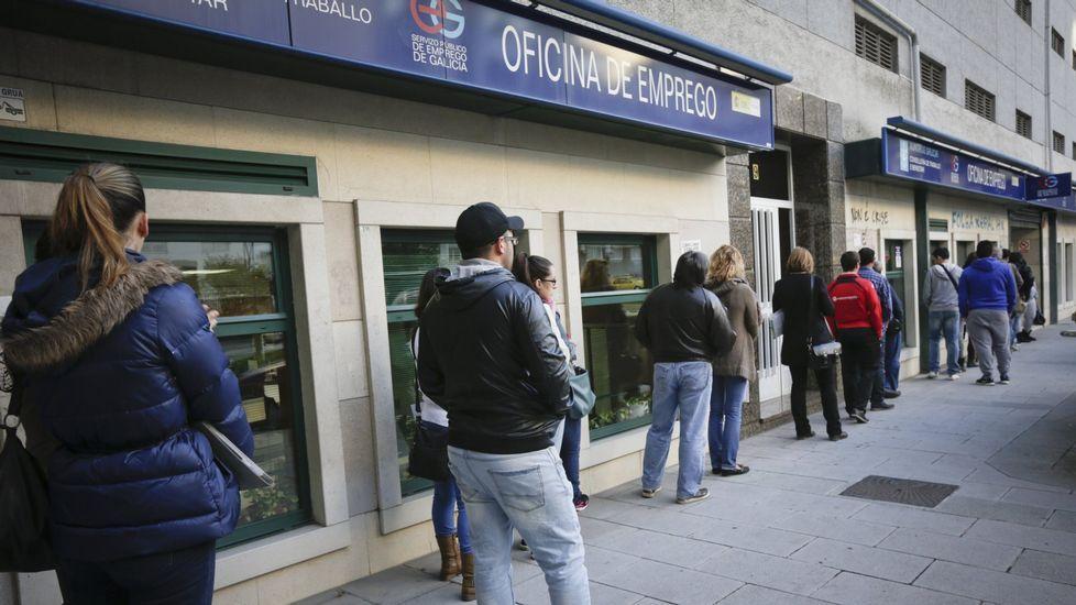 El paro registrado baj en personas en el 2016 su - Oficina de empleo asturias ...
