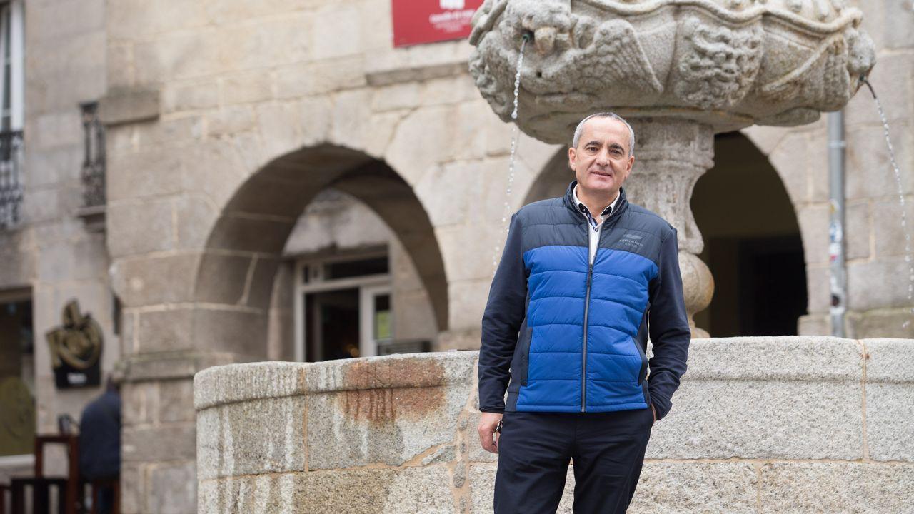 Un gallego da vida a Franco en la próxima película de Amenábar.¿Chernobil o Valle del Nalón?