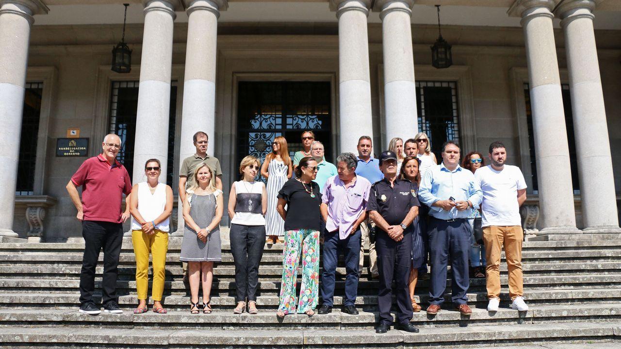 Subdelegación del gobierno en Pontevedra