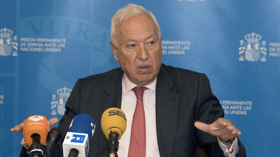 300 días sin gobierno.García-Margallo en Irak