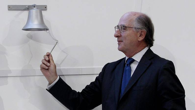 .El presidente de Repsol, Antonio Brufau