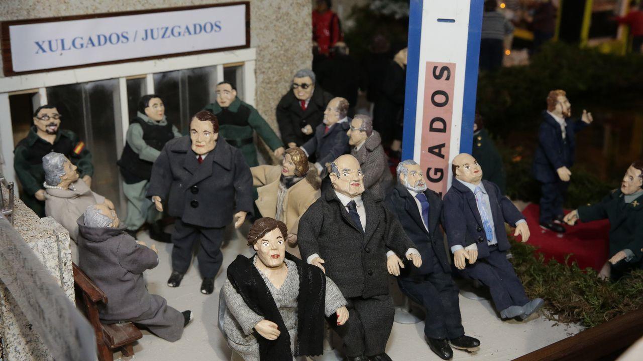 Los juzgadios continuan a tope con los ERES de Andalucía