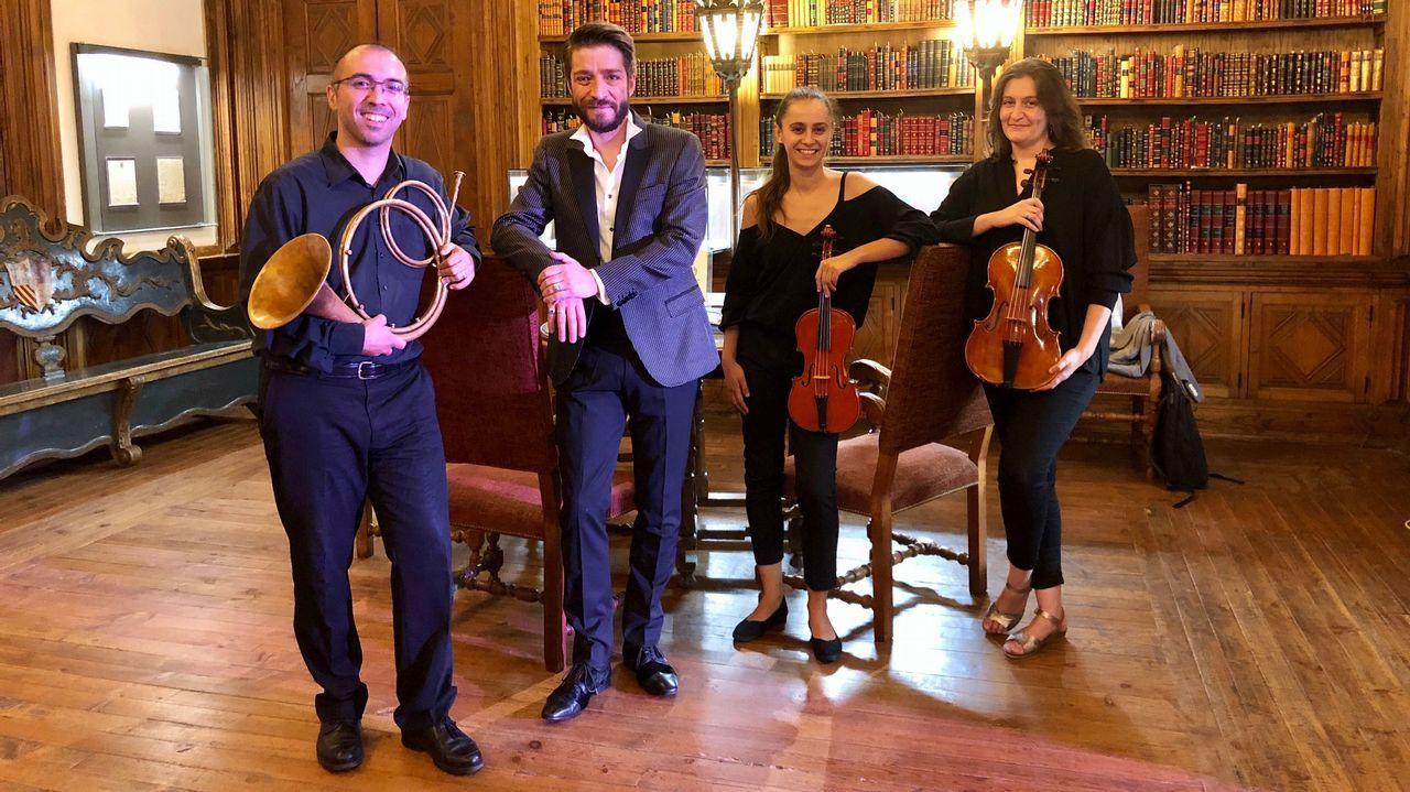De la Sinfónica de Galicia a la calle Real