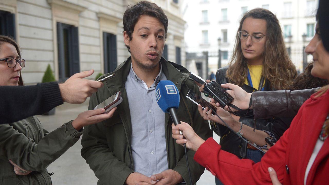 Segundo González (Podemos).La autopista del Huerna