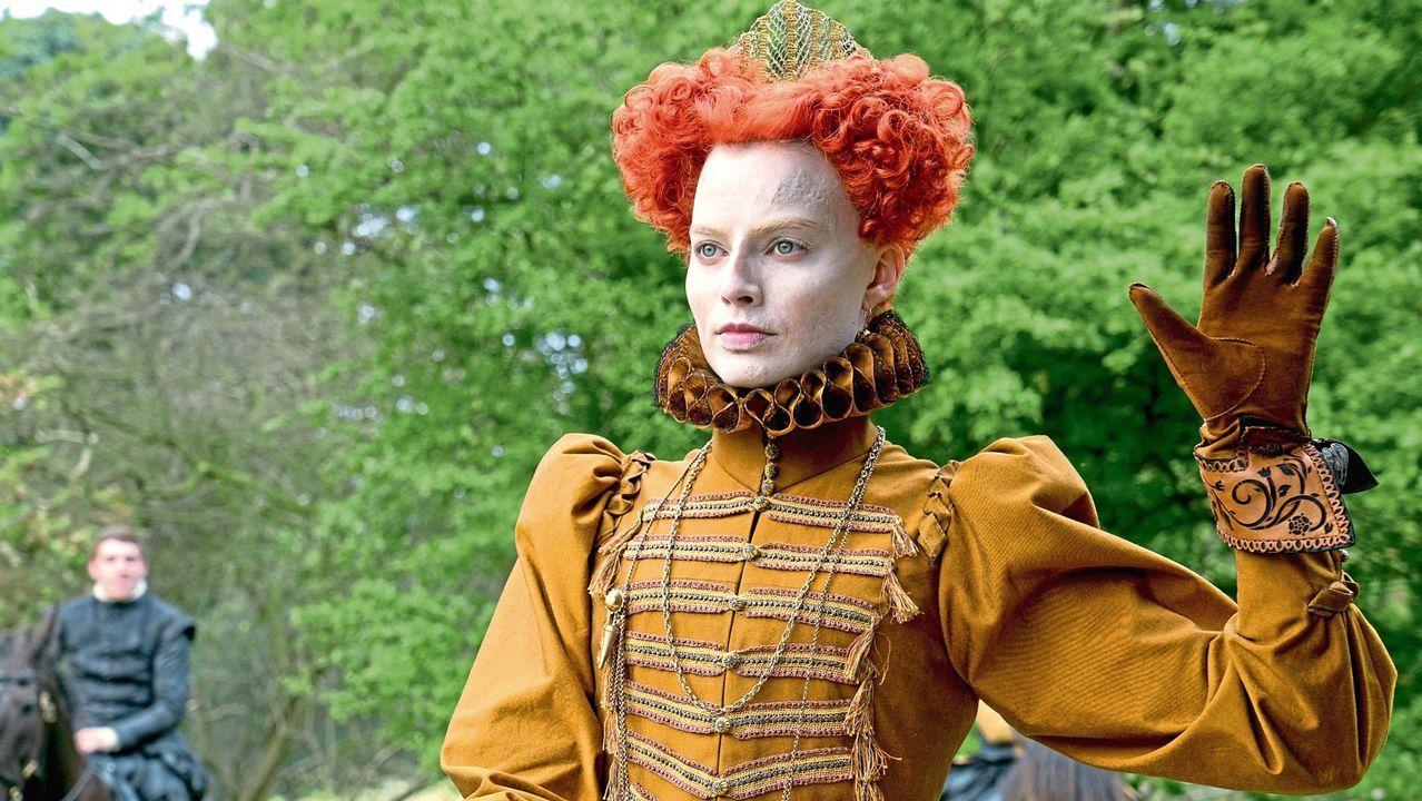 Margot Robbie, en un fotograma del filme