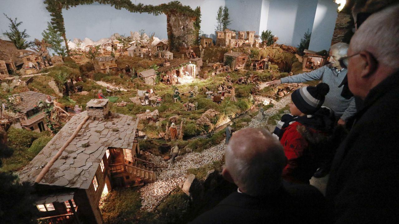 Exposición Imaxes do Nadal en Lugo