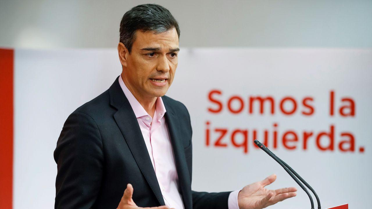 Cifuentes: «Mi master es real y legal».Sanchez aseguró que no aprobará unos Presupuestos del Estado «low cost»