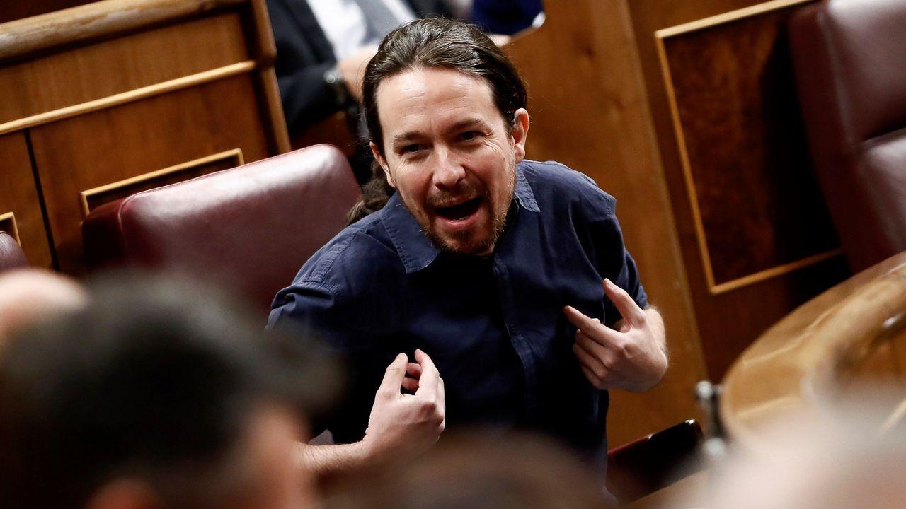 ¿Cuánto cuesta, en realidad, comprar una casa?.Bescansa y Gómez-Reino, en la asamblea ciudadana de Podemos