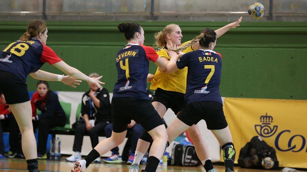 La selección española de balonmano femenino junior disputará el campeonato de europa