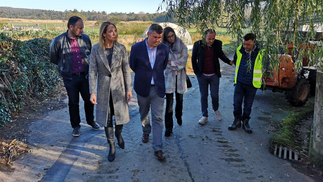 El partidazo de la jornada, en imágenes: Ponteceso-Muxía.Telón y Aparte es una de las asociaciones que recibió ayudas del ente provincial