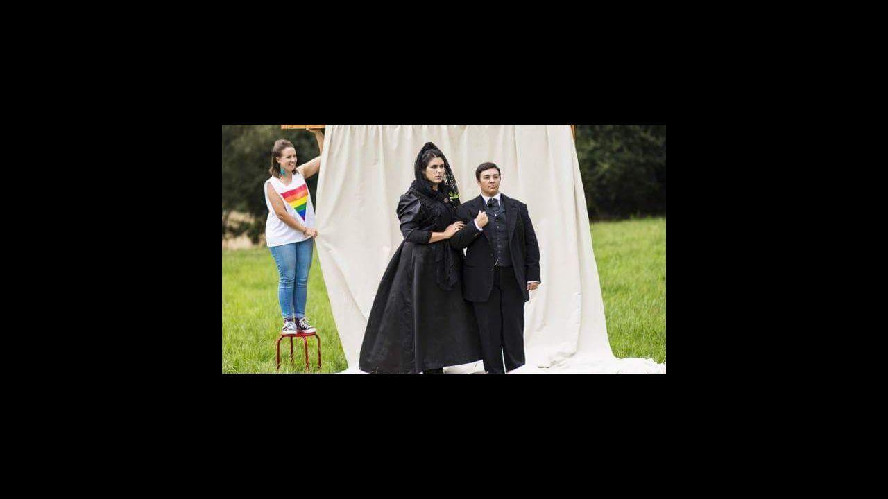 Jueves 24.  Eroski Paraíso , última función, con Chévere