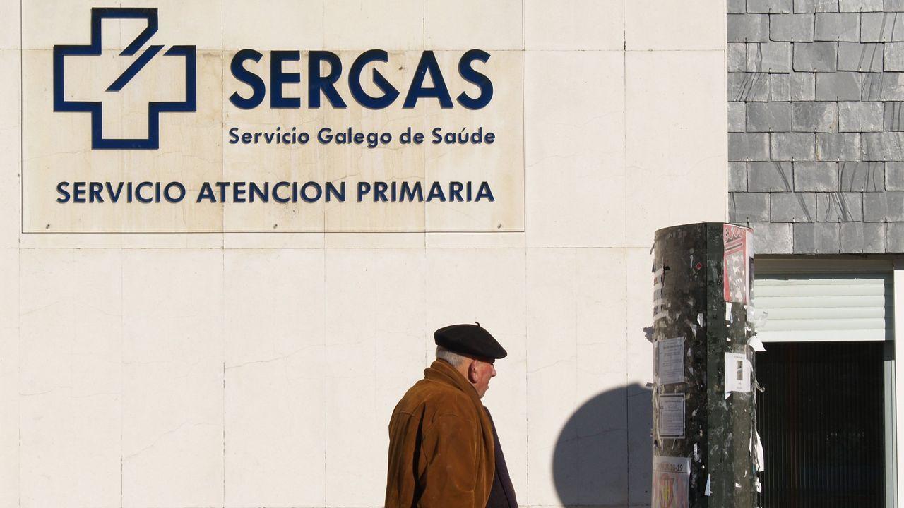 Presentación del nuevo modelo de primaria del Sergas