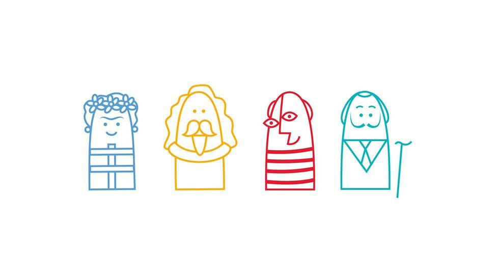 Imagen de la iniciativa cultural «Cuéntame un cuadro».Imagen de la iniciativa cultural «Cuéntame un cuadro»