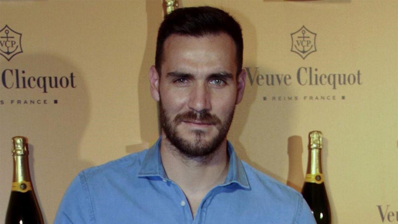 Saúl Craviotto ya es padre por segunda vez.Paula Vázquez y Saúl Craviotto son los presentadores de Ultimate beastmaster España