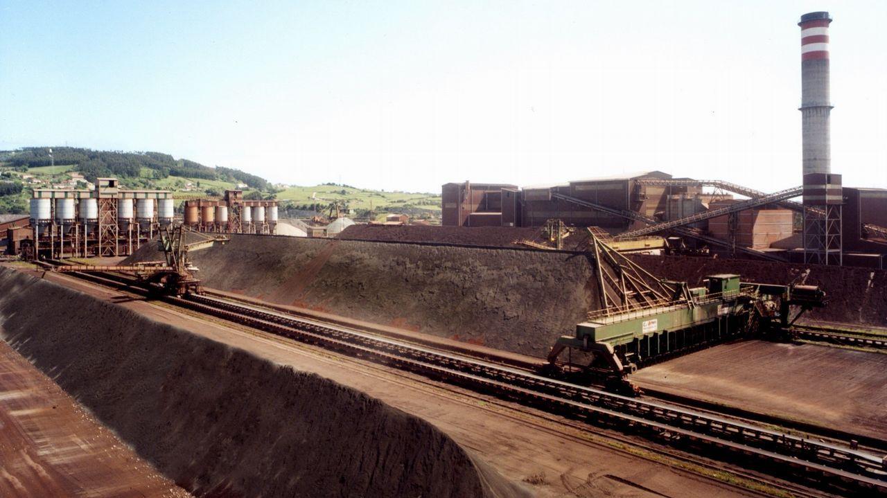 Belarmino Feito, nuevo presidente de FADE.Arcelor