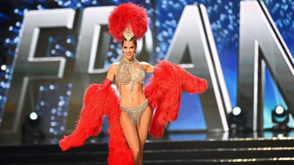 La francesa Iris Mittenaere, Miss Universo 2016