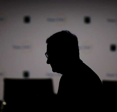 Rajoy, durante un acto de campaña hoy en Valencia
