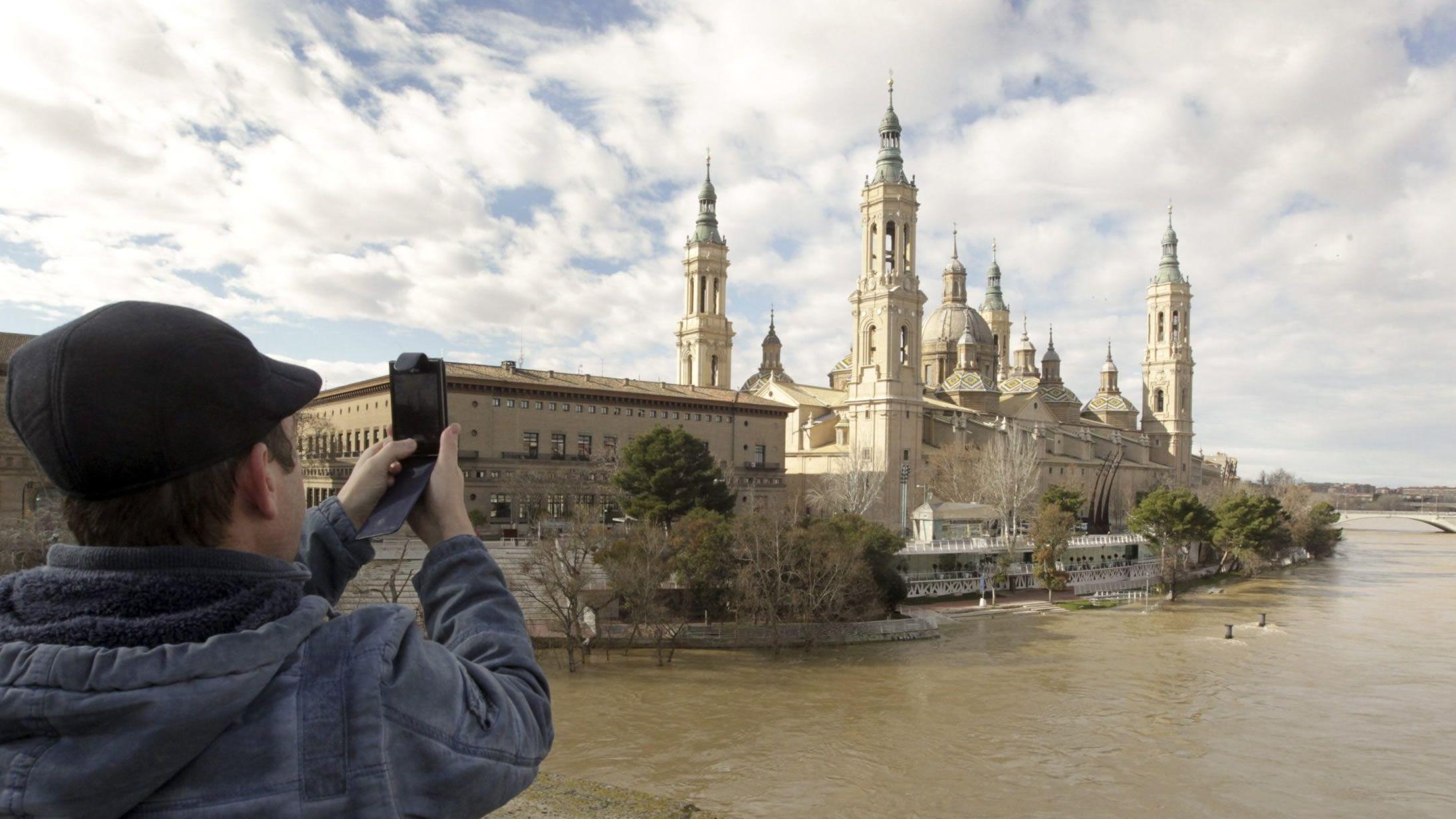 El Pilar aparece cada año en la lista de los monumentos más visitados de España