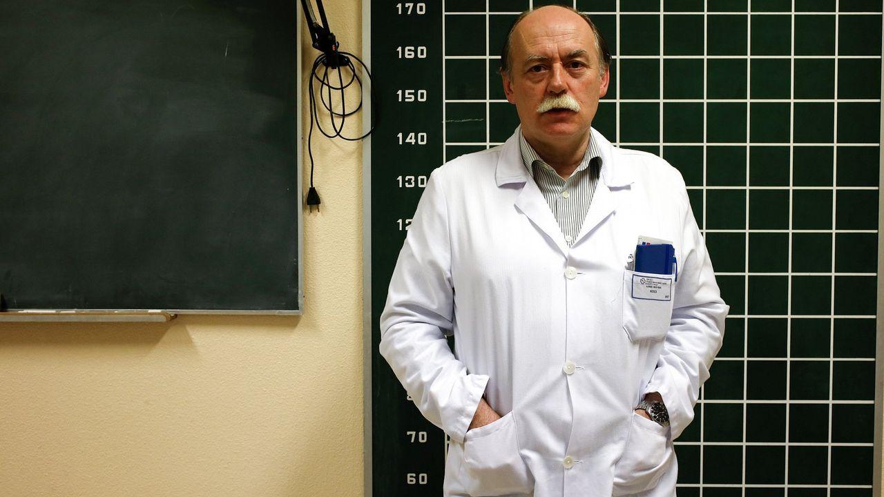 Castaño niega que pactase con el exdirector de la fundación su indemnización.Alfonso Solar