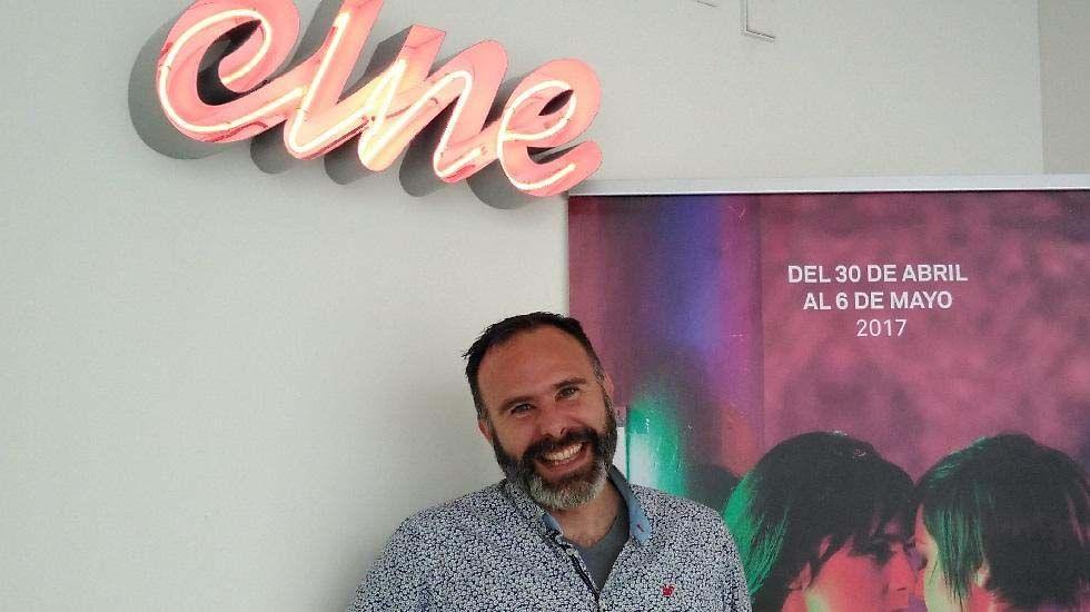 Borja Ibaseta, coordinador de actividades del Centro Niemeyer