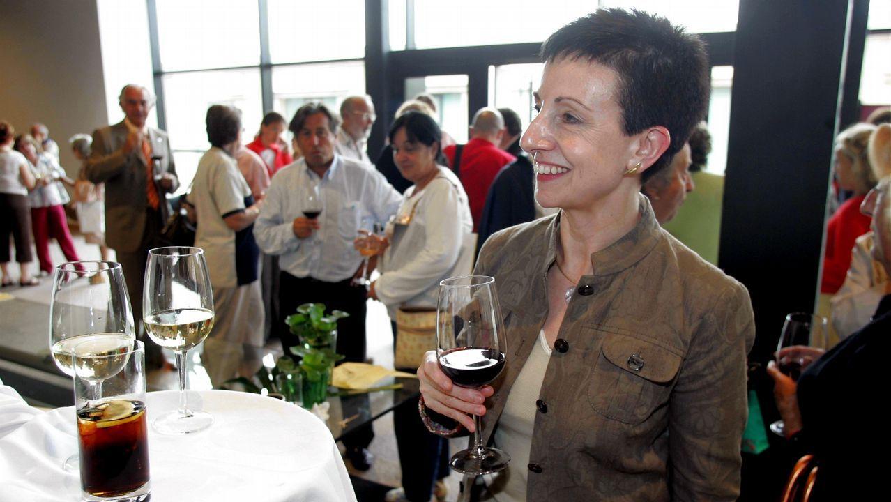 Carme Ruscadella, cocinera Catalana y primera chef española que cuenta con tres estrellas Michelín