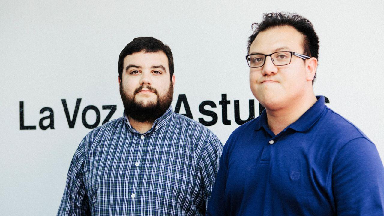.Ricardo Sevillano (Nuegas Generaciones) y Alejandro Delgado (Juventudes Socialistas), forman parte del nuevo equipo directivo del Consejo de la Juventud de España