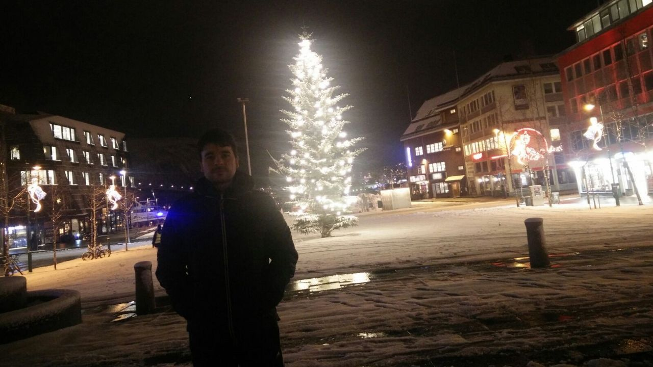 Ver el derbi Dépor-Celta entre amigos con una empanada y unas cervezas sera el pistoletazo de salida de la Navidad de Javier Costas en Tromso.