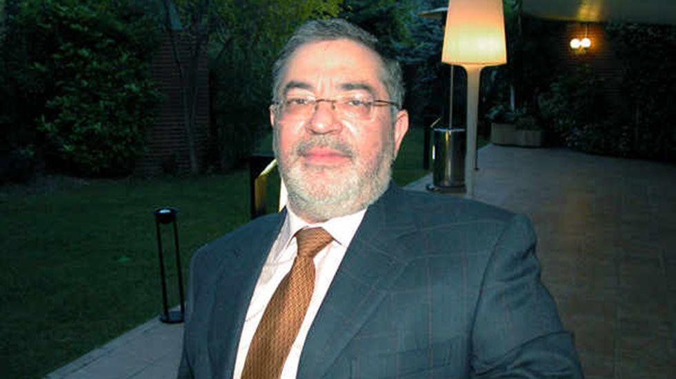 Mario García, expresidente de COCEMFE