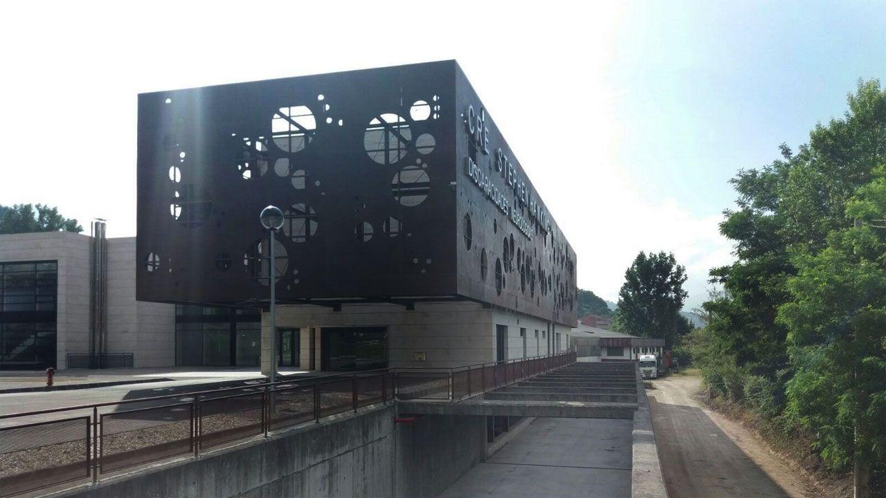 Centro de Referencia Estatal para personas con discapacidad neurológica de Langreo.