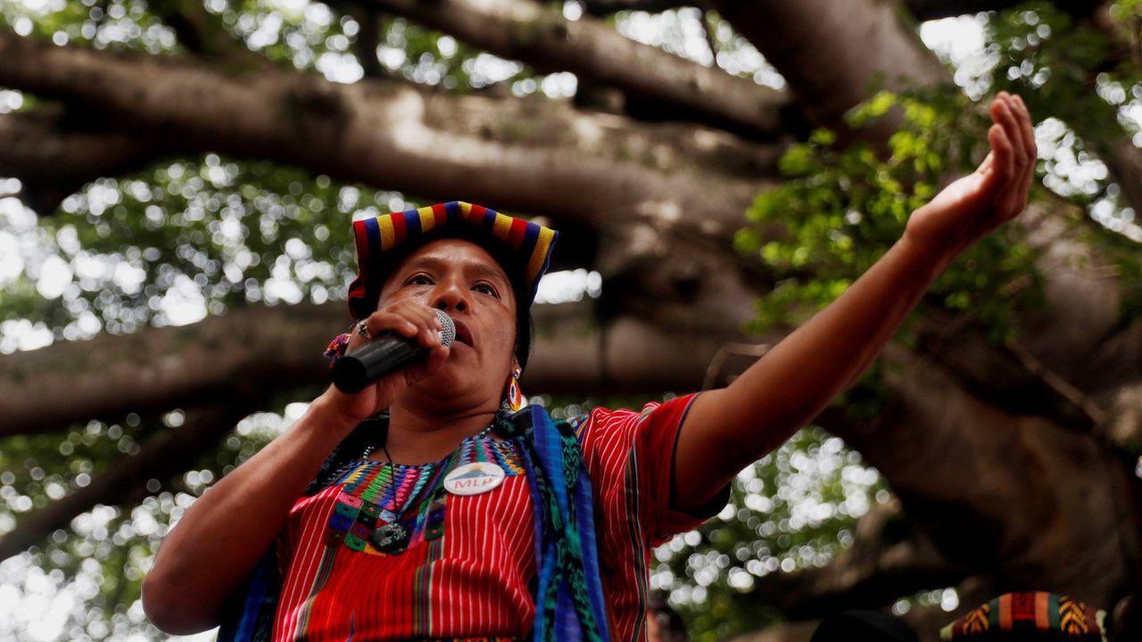 Thelma Cabrera, la primera candidata indígena a la presidencia en doce años