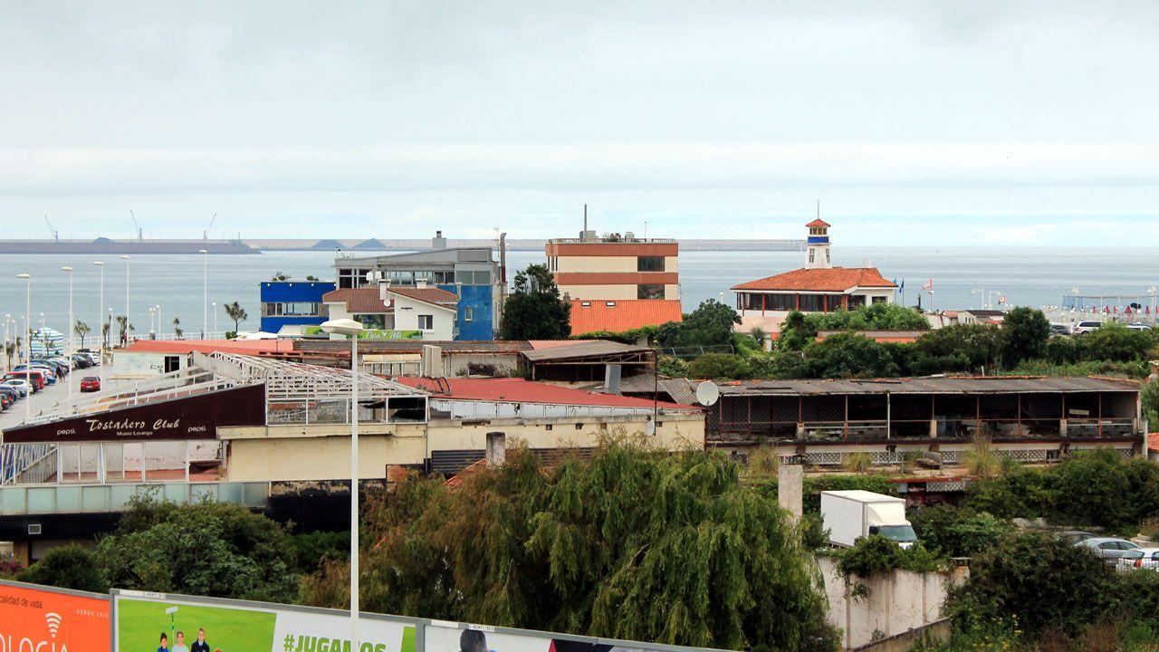 La Ería del Piles, una de las zonas clave en las transformaciones urbanas que prevé el nuevo PGO gijonés