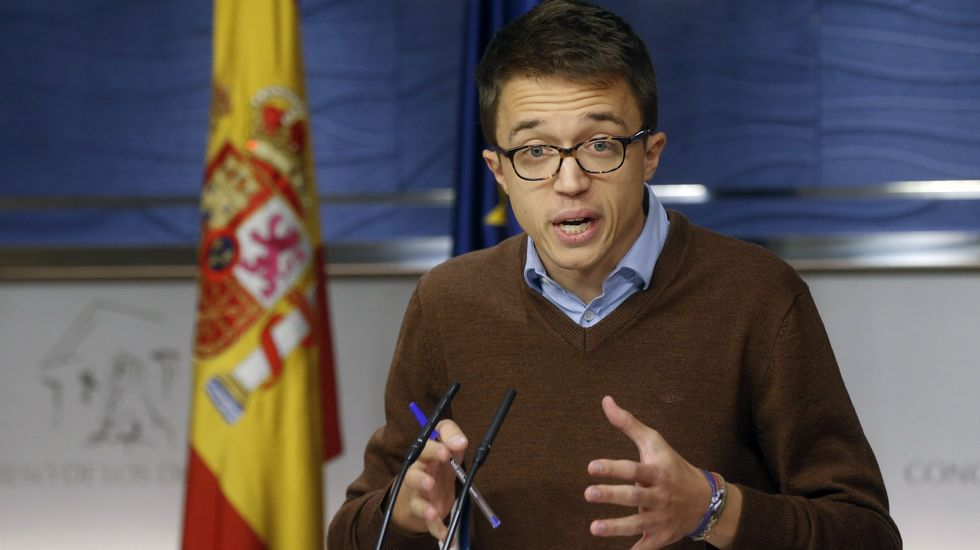 El guiño de Rajoy a Podemos.Areces, en el Senado