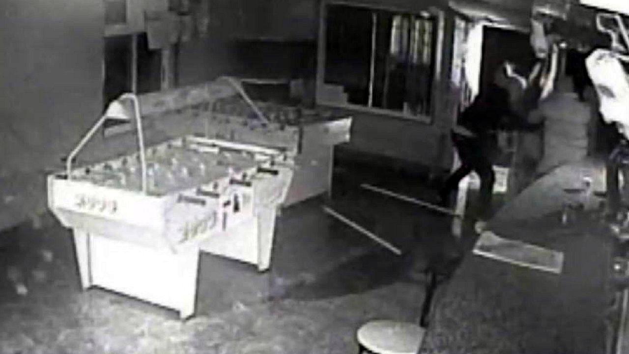 Operación Yankie: así robaron en un bar de Guntín