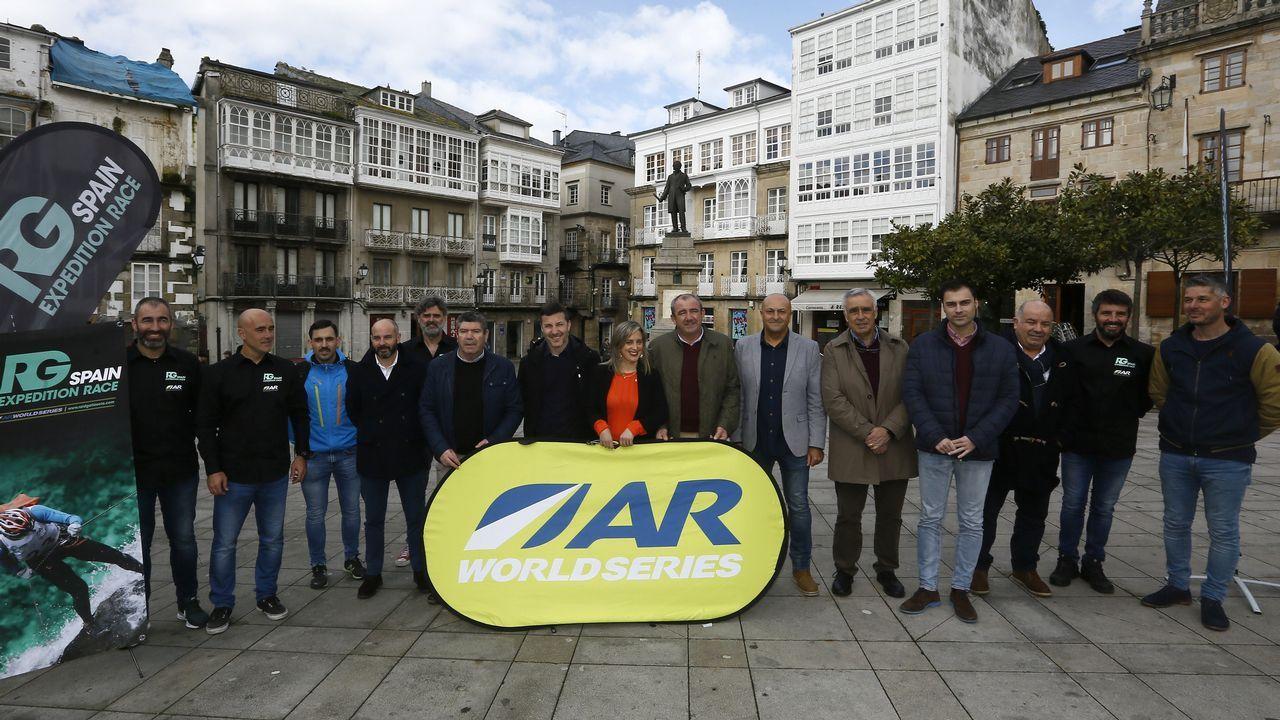 Percebes incautados por la Guardia Civil.El loco cambio del tiempo en Asturias en un solo año