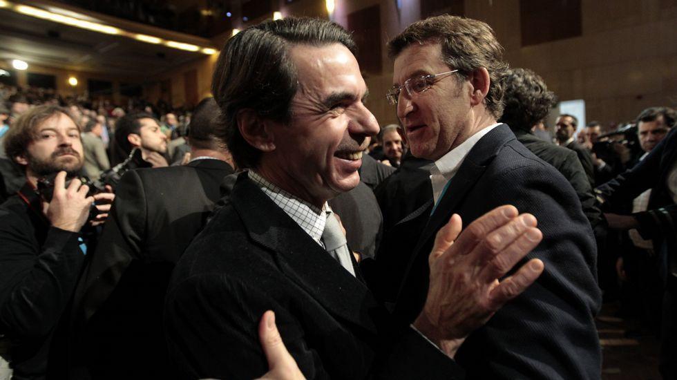 Rajoy mantiene a Cospedal como secretaria general del Partido Popular.Convención nacional del PP en enero del 2015