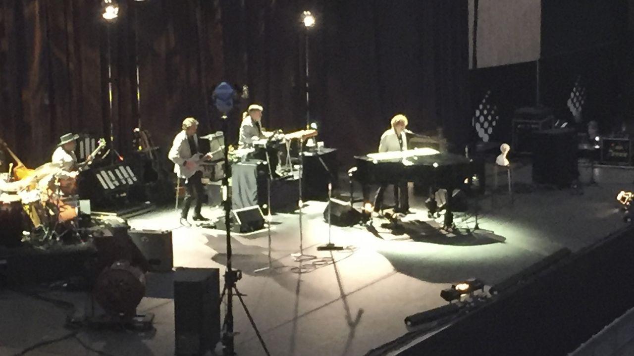 Así fue el paso de Bob Dylan y su banda por Compostela