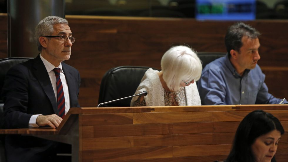 Rivera presenta su candidatura para la Ejecutiva de Ciudadanos.Ignacio Prendes