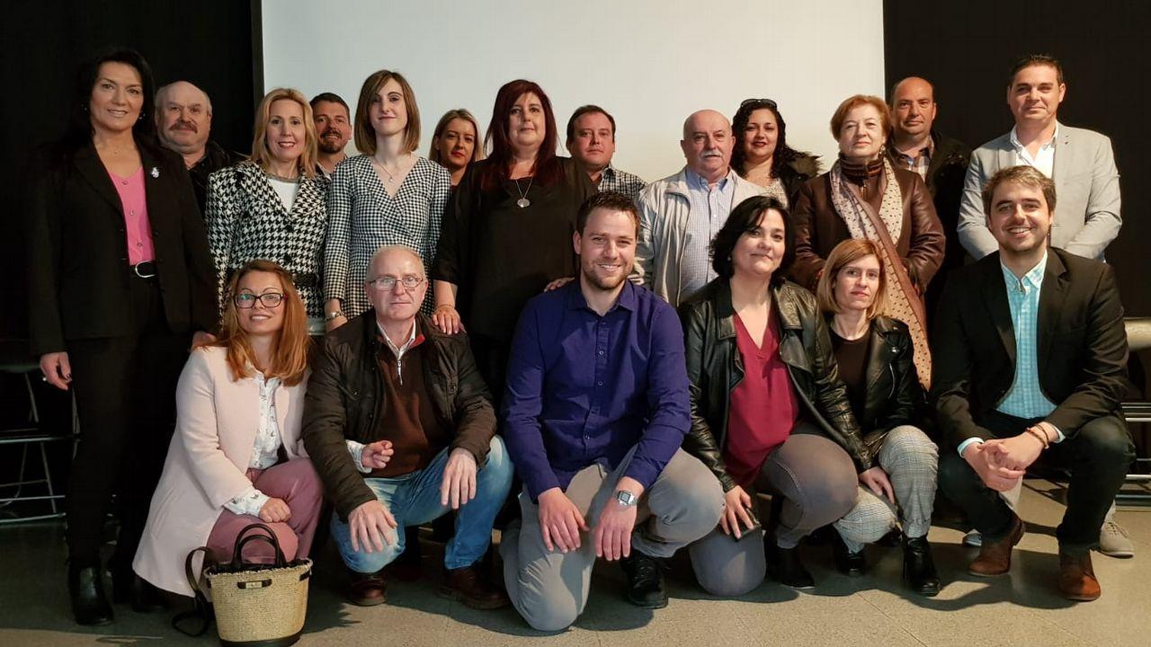 La visita de Pedro Sánchez a Ourense, en imágenes.José David Pita Breijo