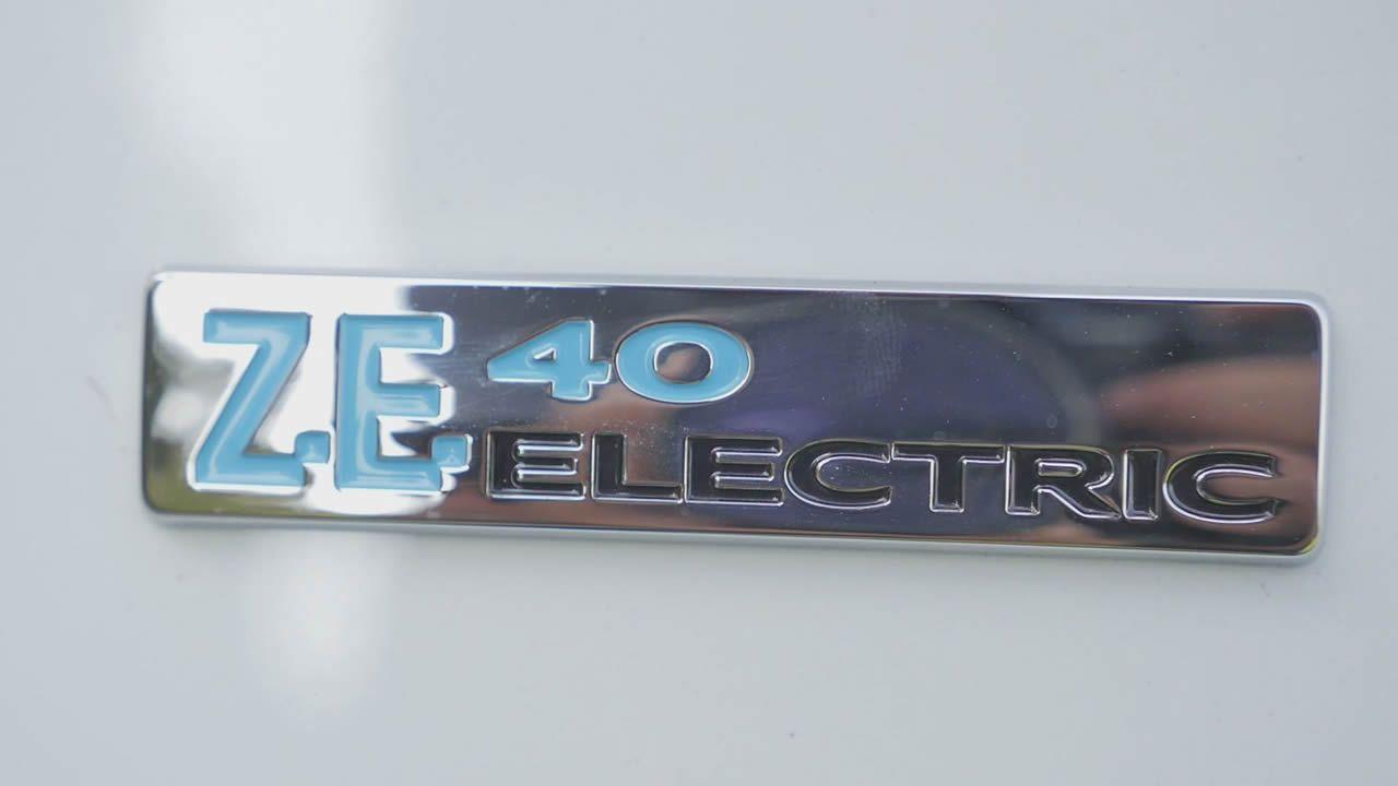 La batería es de 40 KW. La autonomía, en condiciones reales de uso, ronda los 300 kilómetros