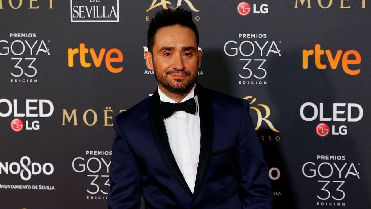 El director Juan Antonio Bayona