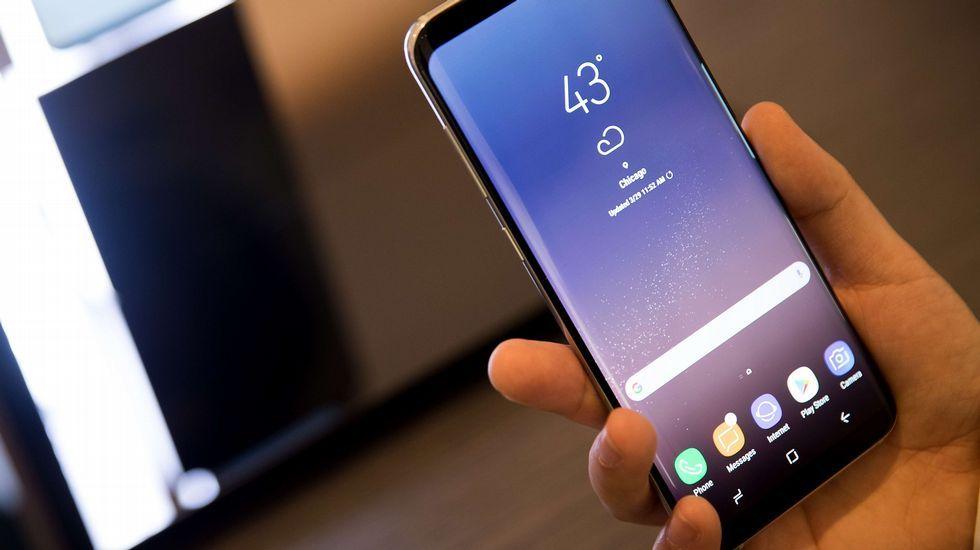 Samsung Galaxy S8: el móvil de la pantalla infinita.