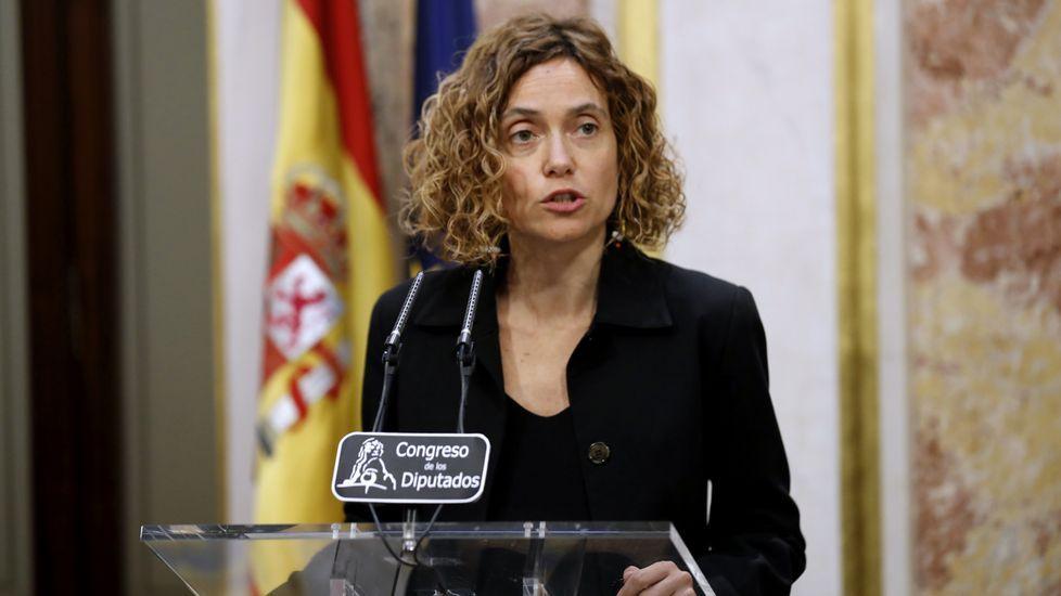 Carme Chacón,la primera mujer ministra de Defensa