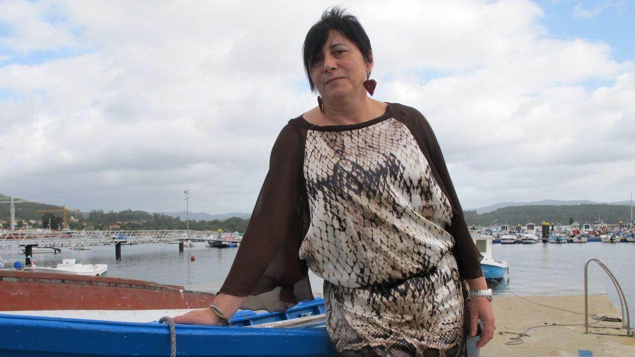«Auténticos heroes da política». Así foi a homenaxe polos 40 anos de democracia en Cabana