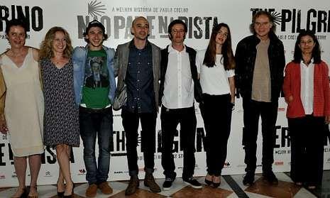 Arranca la 67 edición del Festival de Cannes.El equipo de «El Peregrino» se reunió en Compostela para celebrar el último día de rodaje.