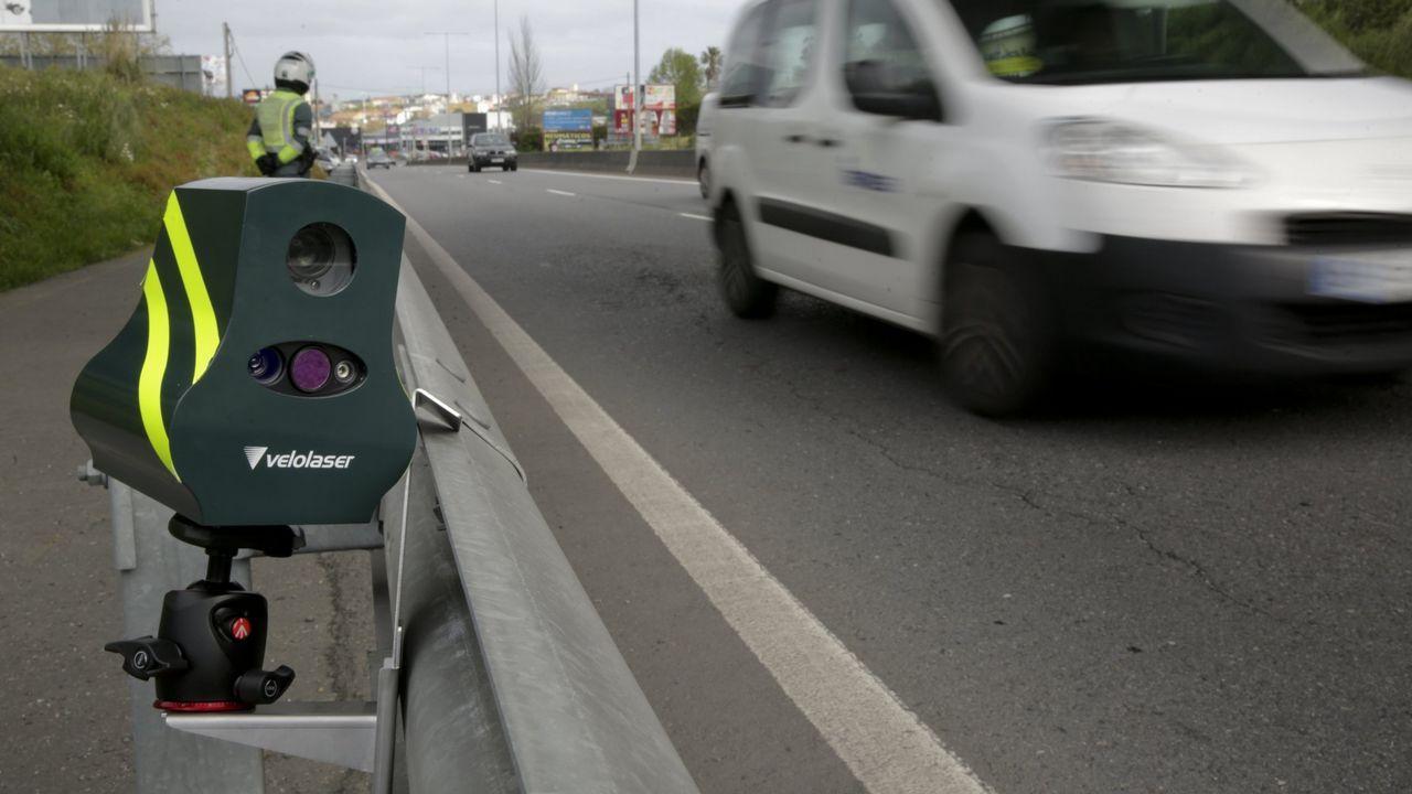 La movilidad de los radares Velolaser facilita la viglancia de la velocidad en las carreteras convencionales