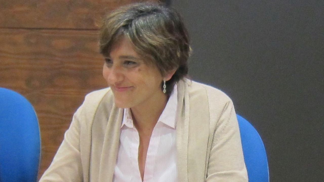 Fiestas de Cimavilla.Ana Rivas