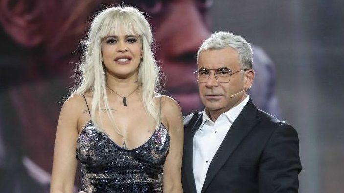 Jorge Javier Vázquez se recupera de un ictus.Arantxa Sánchez Vicario y Josep Santacana en una foto de archivo