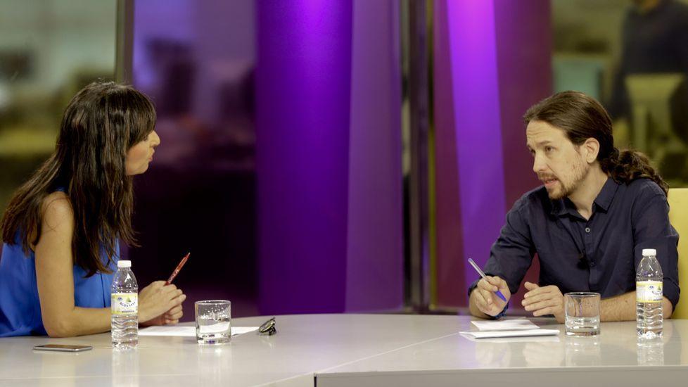Pablo Iglesias reconoce que no le gusta la nueva sintonía