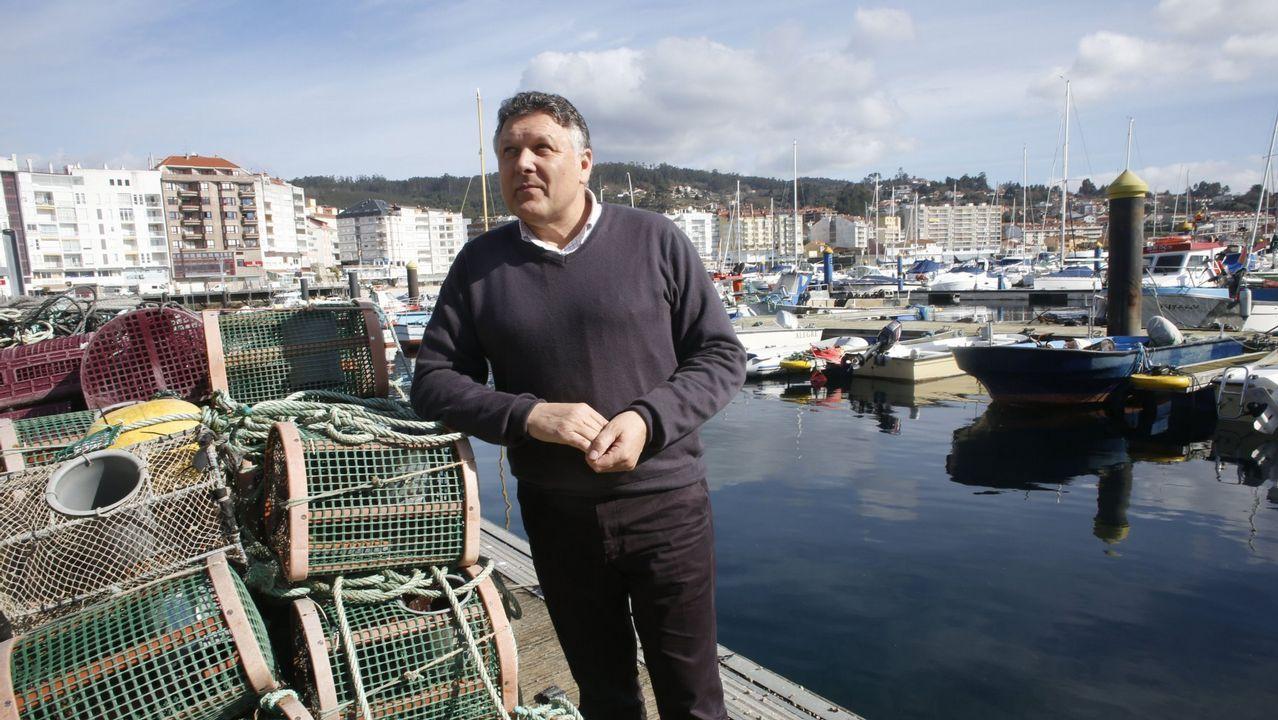 El alcalde de Sanxenxo ha tenido una dilatada carrera como constructor